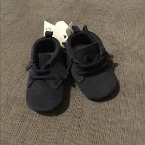 Baby gap moccasins- NWT - Never been worn